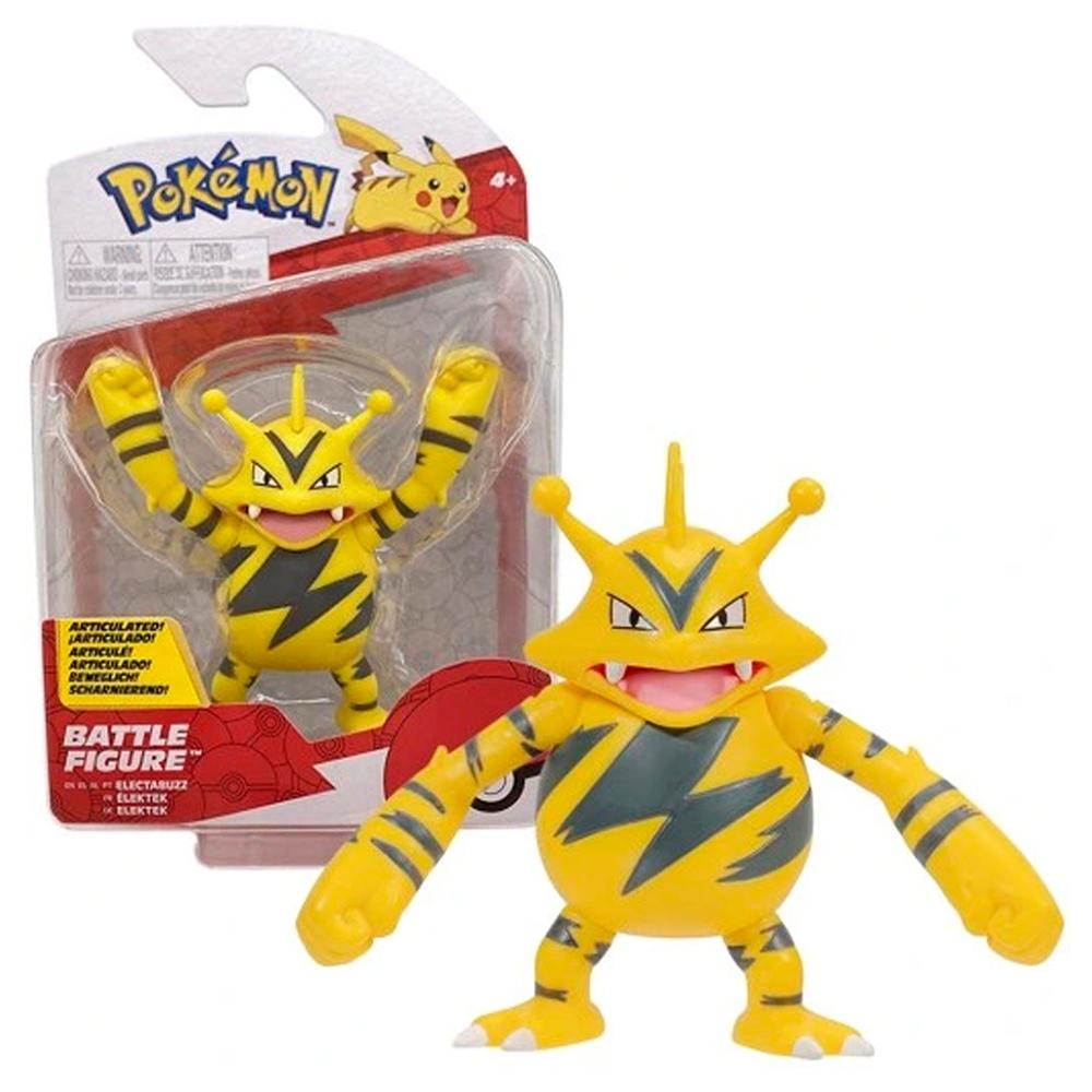 Pokémon - Figurine de bataille articulée assorties