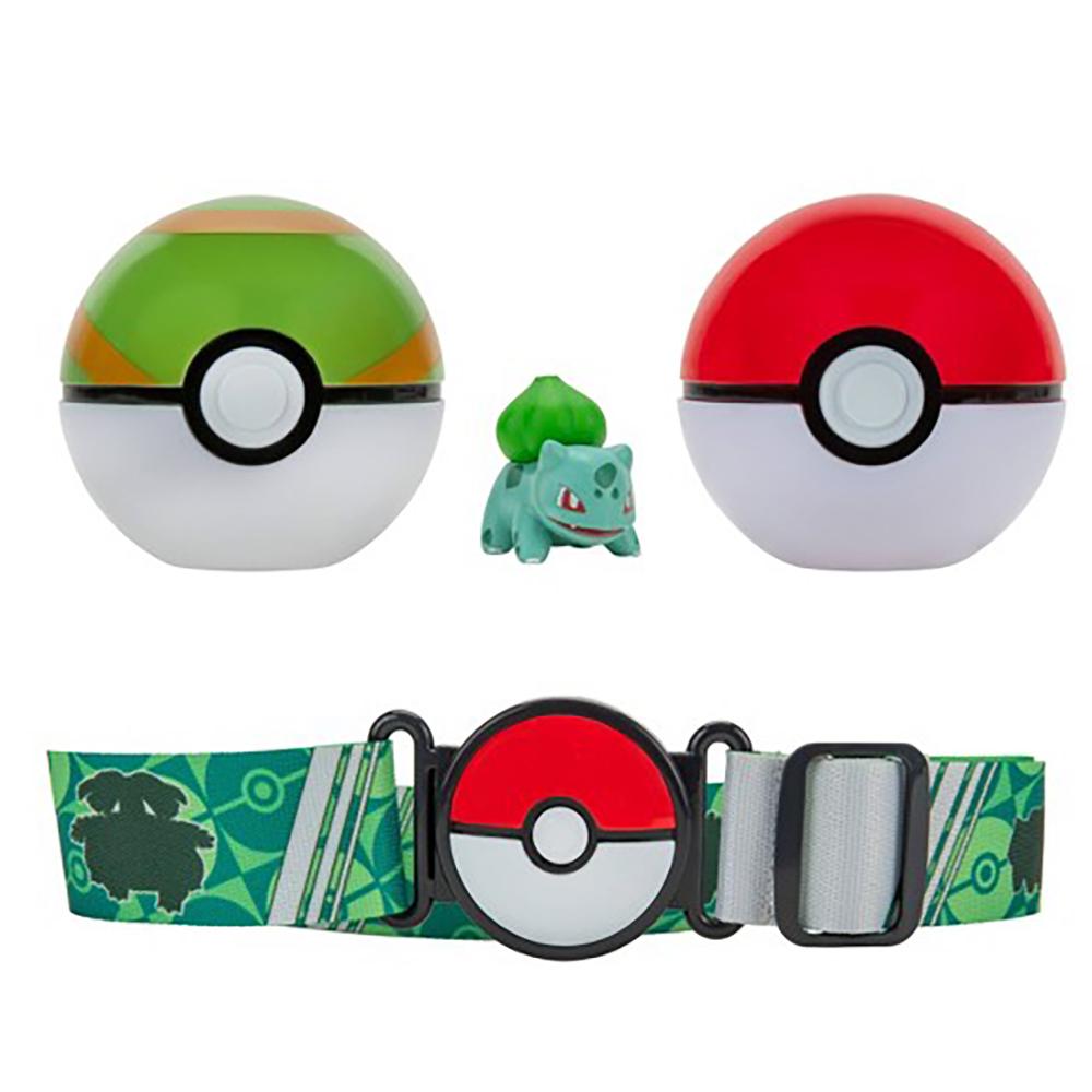 Pokémon - Ensemble ceinture Poké Ball