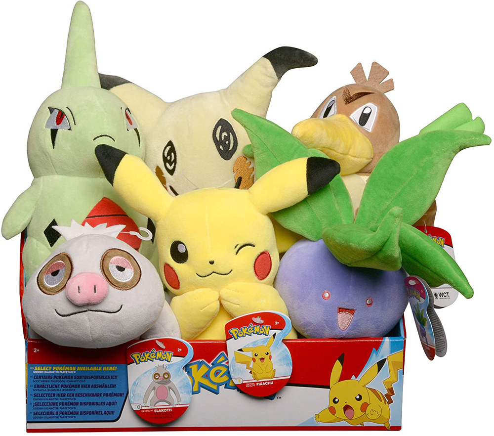 Pokémon - Peluche 20 cm assortiment