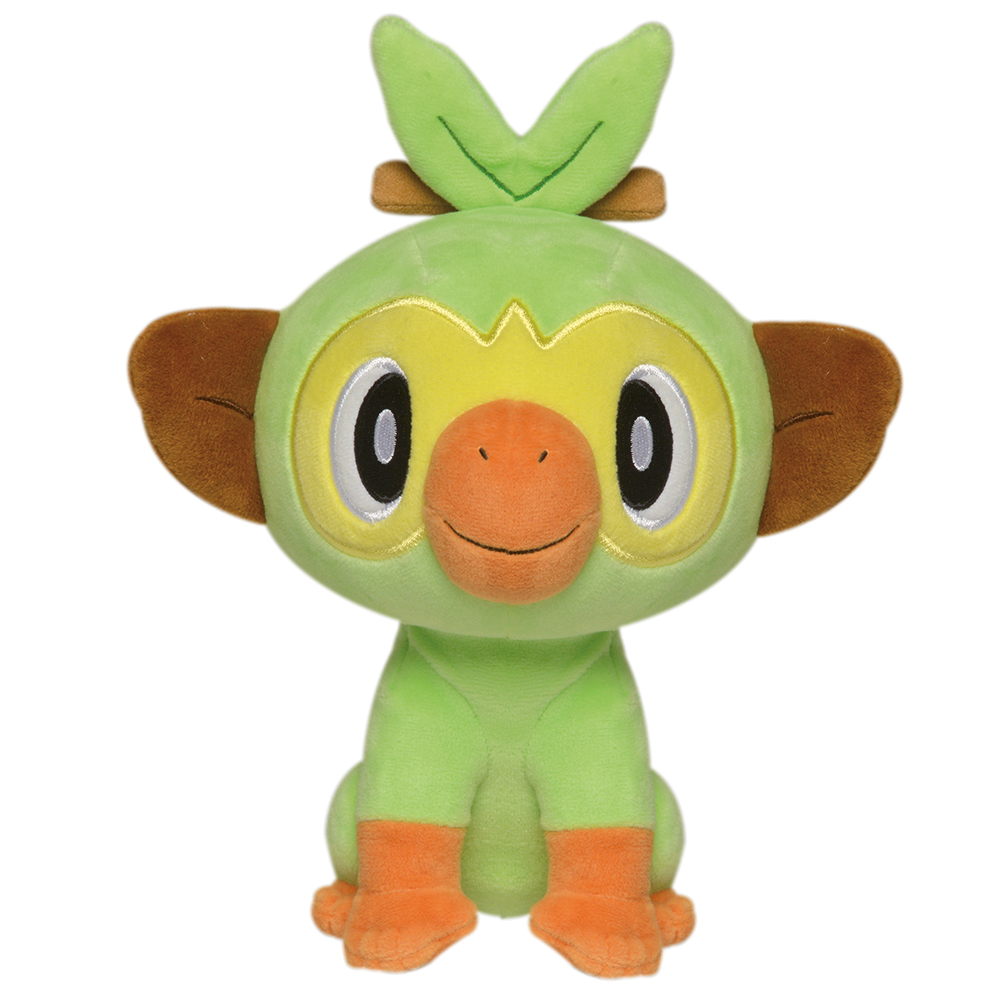 Pokémon - Peluche 20 cm région de Galar assortiment