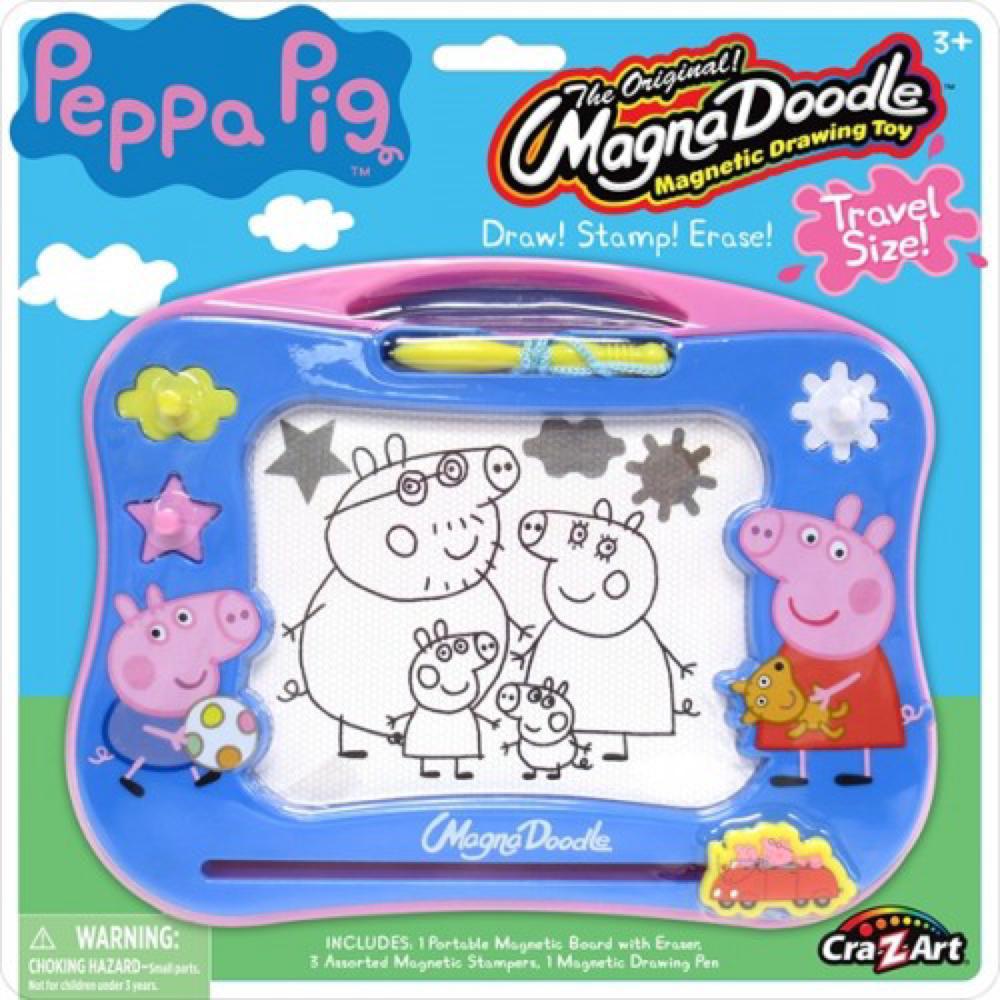Magna doodle de voyage peppa pig club jouet achat de - Fauteuil peppa pig jouet club ...