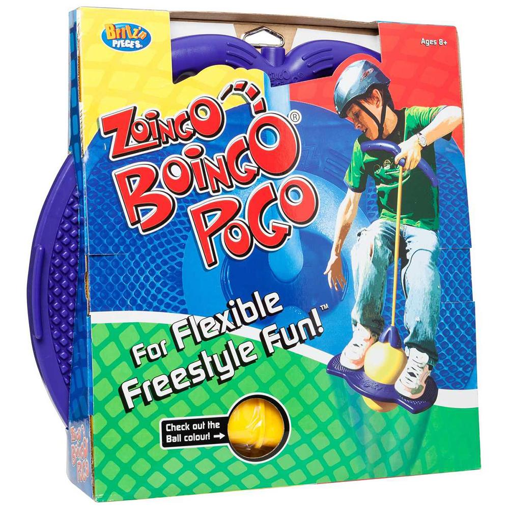 Zoingo Boingo Pogo assortis
