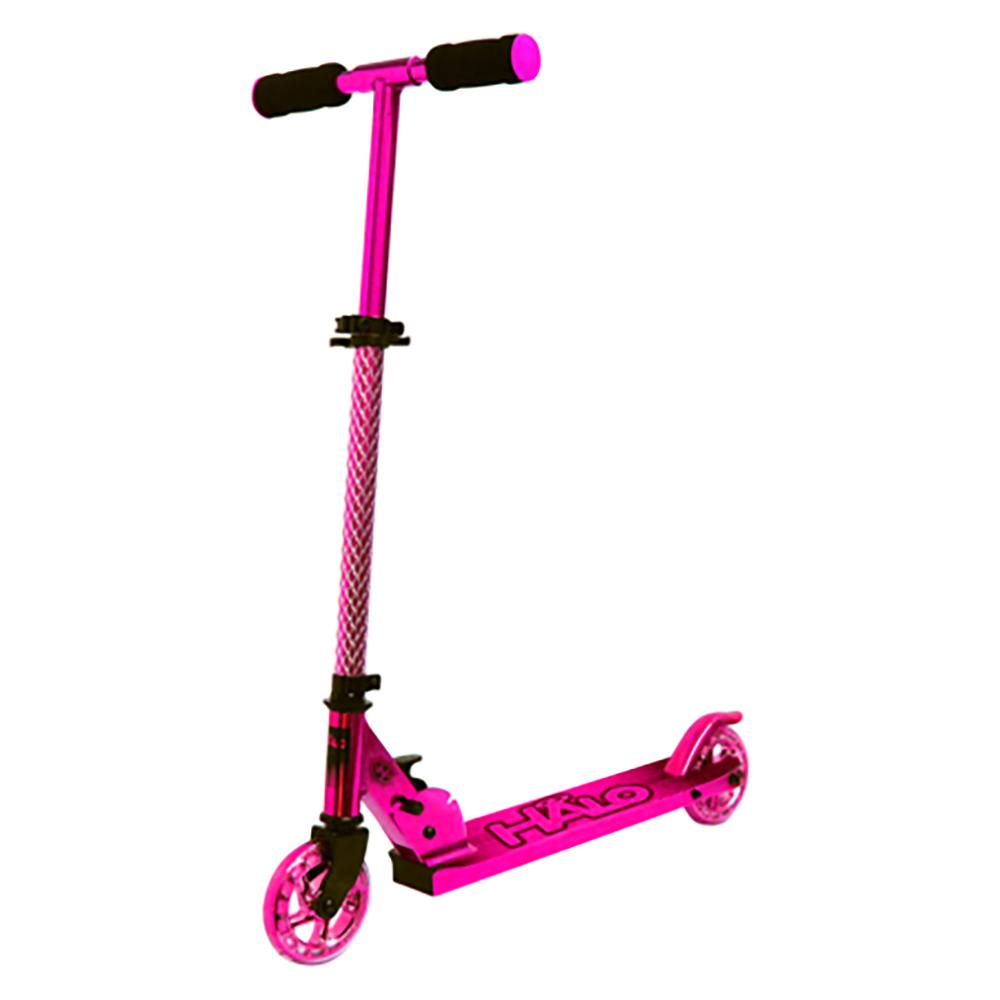 Halo - Trottinette de luxe rose