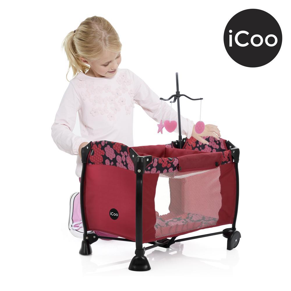Icoo - Parc de luxe Starlight pour poupée