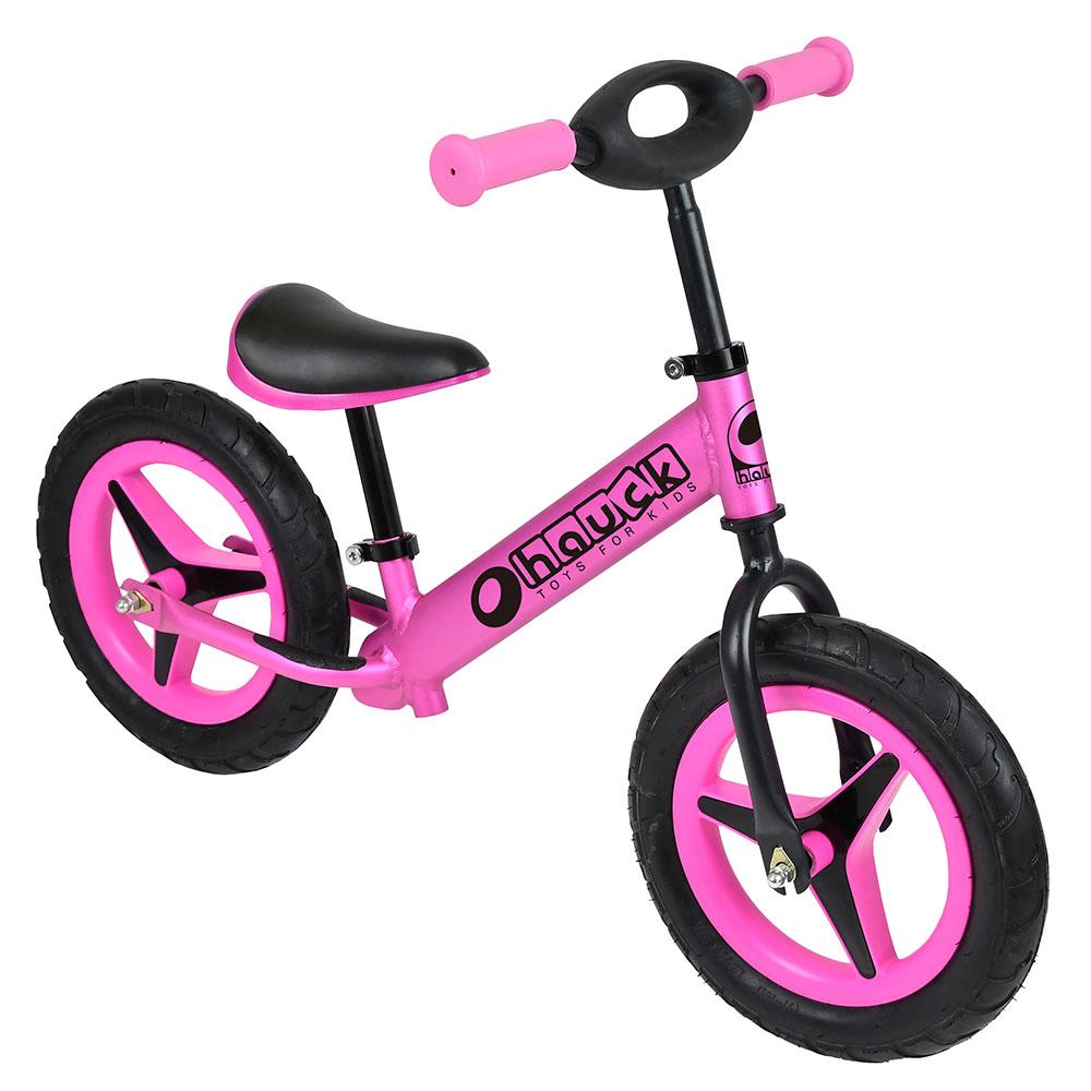Vélo d'équilibre 30 cm Rose