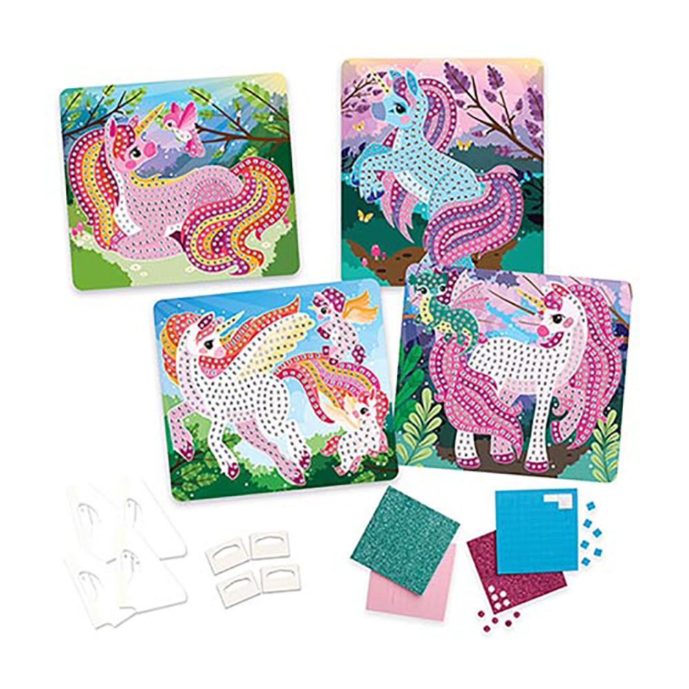 Sticky Mosaics - Licornes