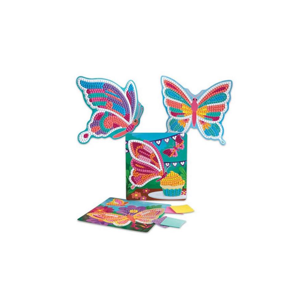 Sticky Mosaics - Papillons