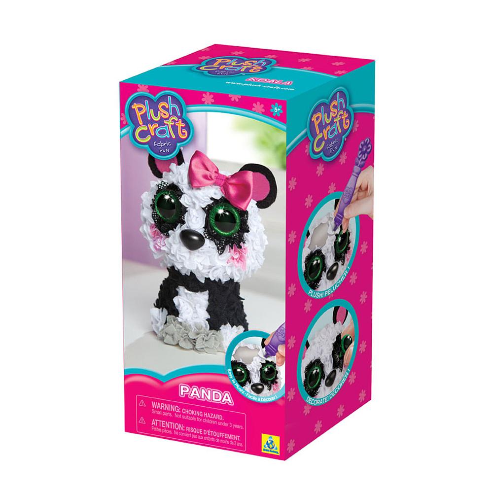 Peluche Créative - Panda 3D