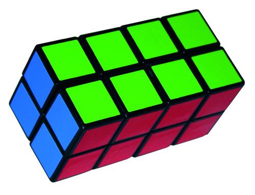cube rubik 2x2x4 club jouet achat de jeux et jouets prix club. Black Bedroom Furniture Sets. Home Design Ideas