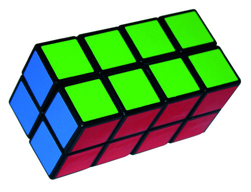 Cube Rubik 2X2X4