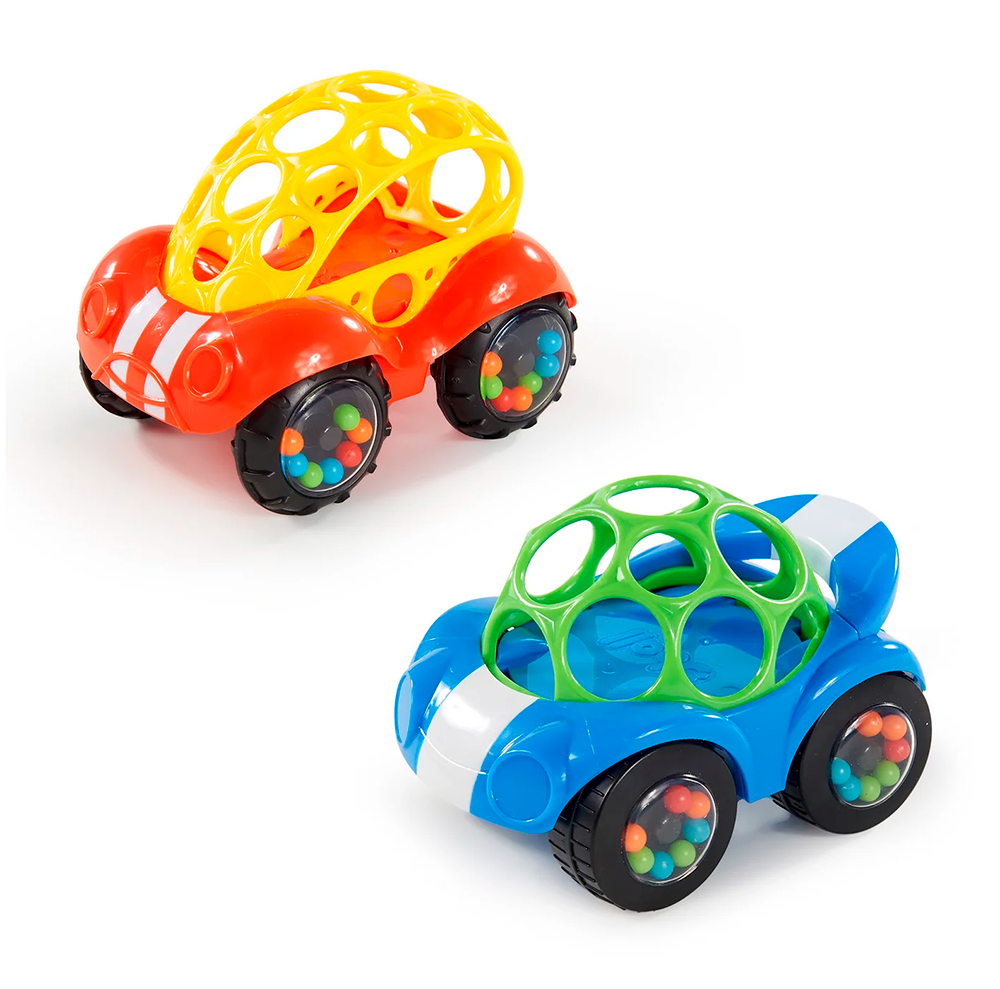 Oball - Balle avec auto