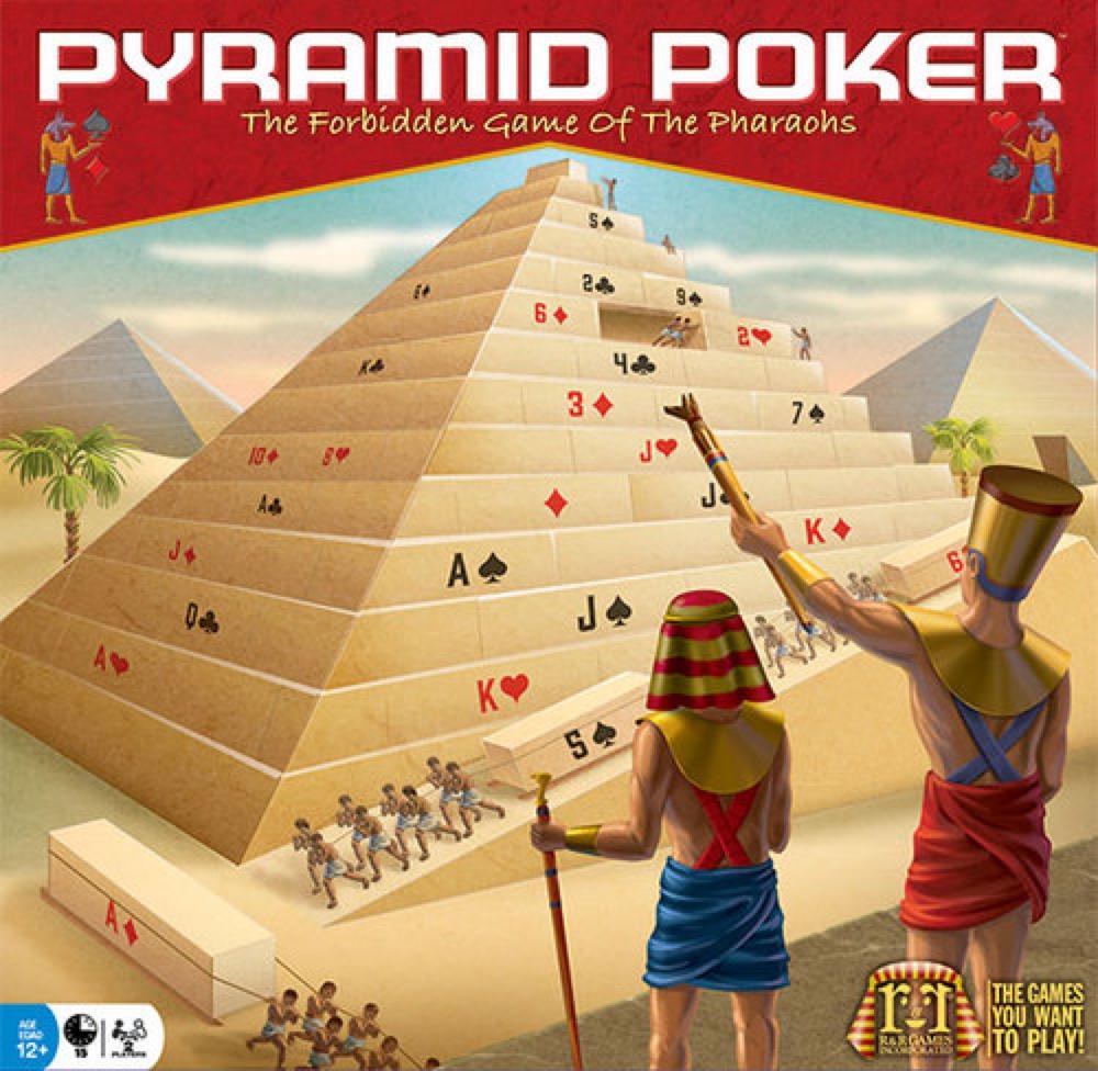 Jeu Pyramid Poker