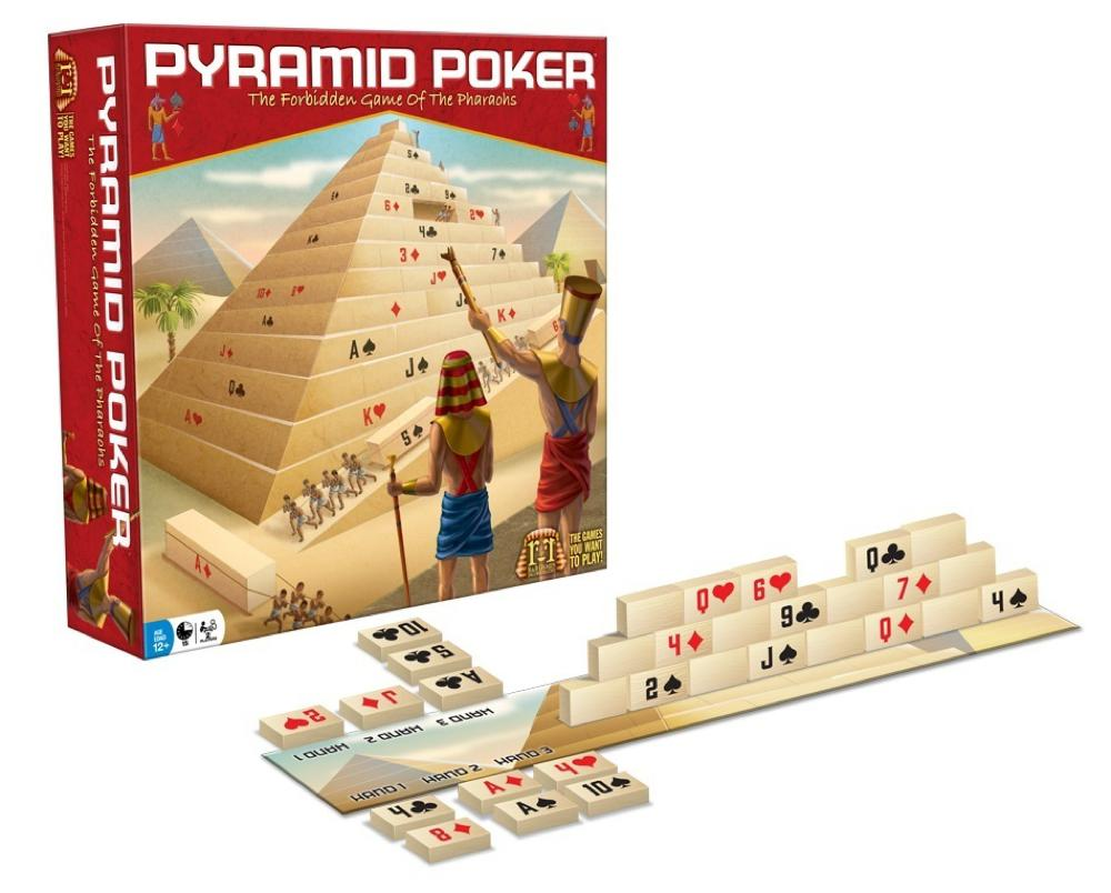 Jeu Pyramid Poker
