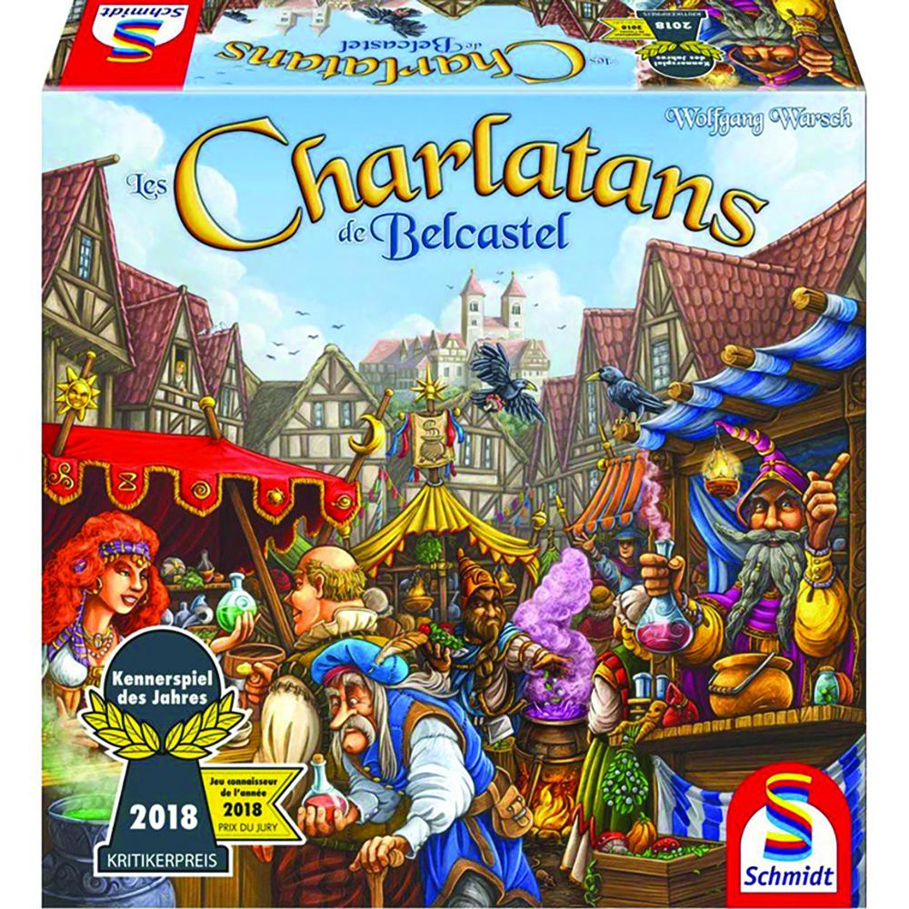 Jeu Les Charlatans de belcastel