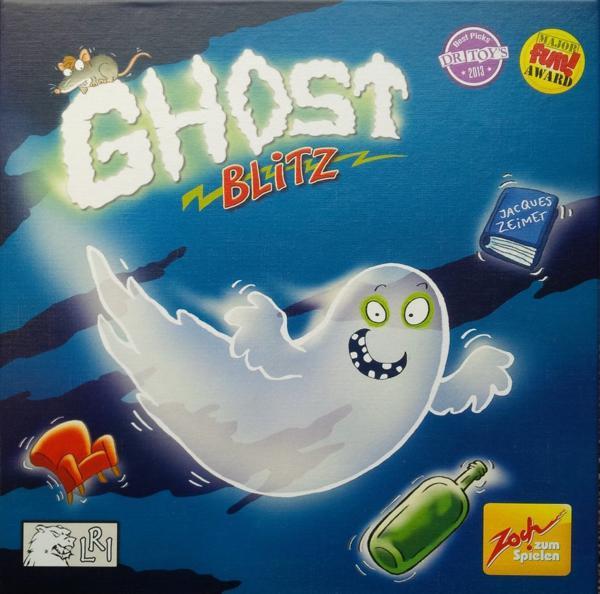 Jeu Ghost Blitz