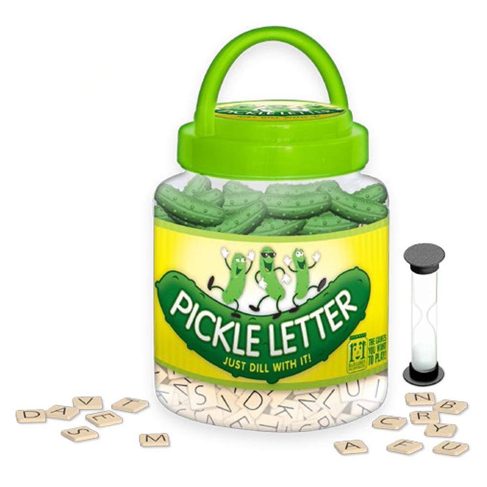 Jeu Pickle letter