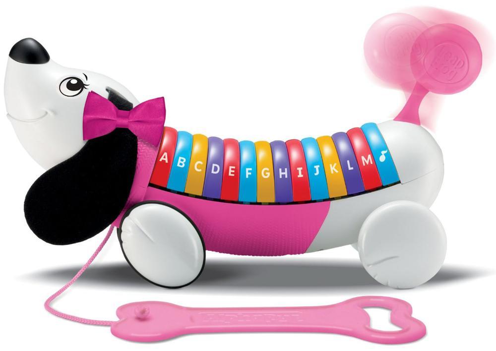 LeapFrog - Mon chien ABC rose