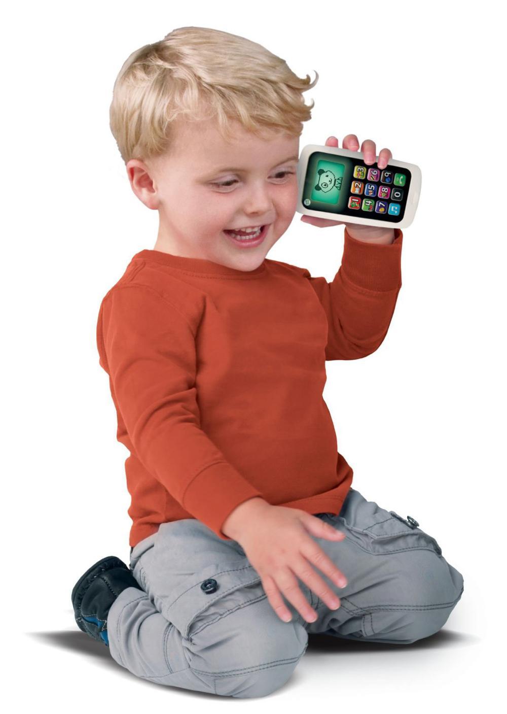 Mon téléphone parle & compte