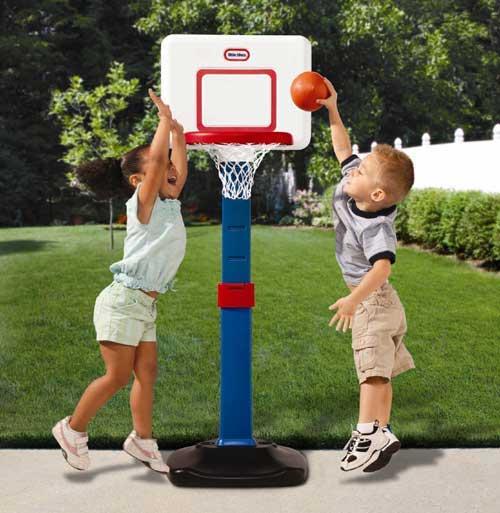 Little Tikes - Panier de basketball junior TotSports