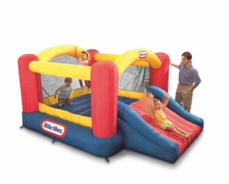 Little Tikes Gonflable Jump'n Slide