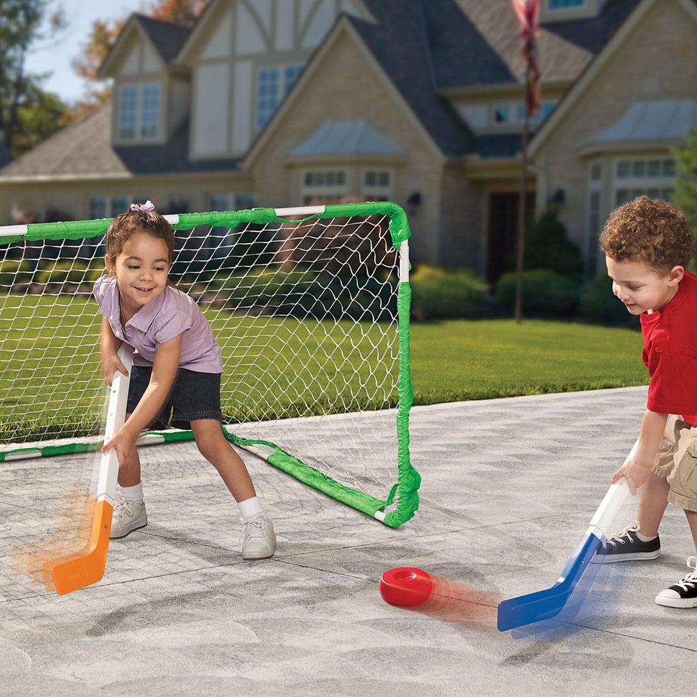 Little Tikes Jeu de soccer et hockey