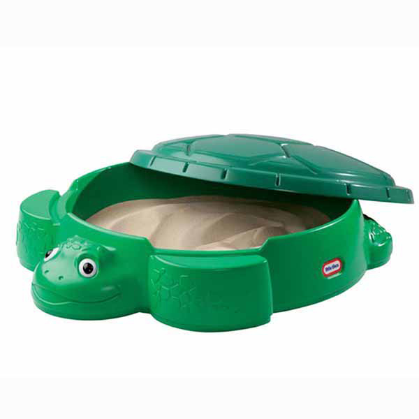 Little Tikes Bac à sable tortue