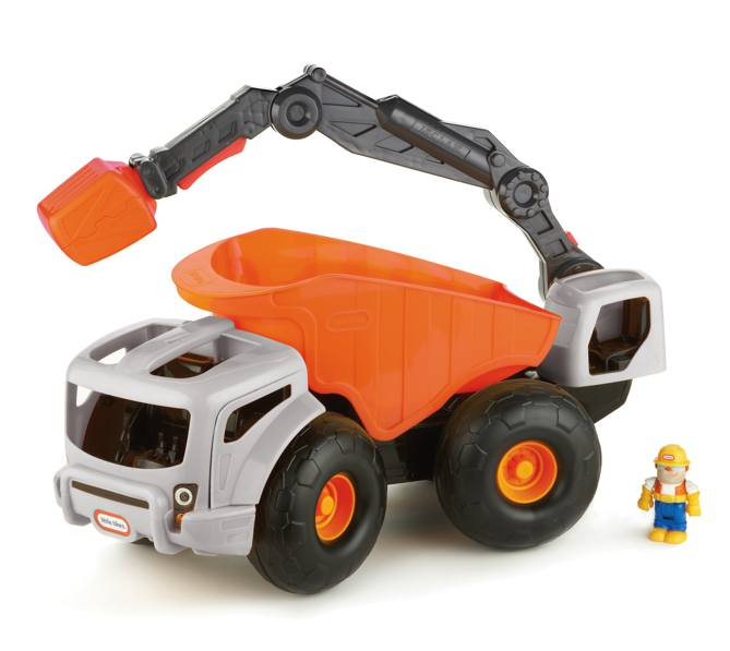 little tikes pelleteuse monster digger club jouet achat. Black Bedroom Furniture Sets. Home Design Ideas