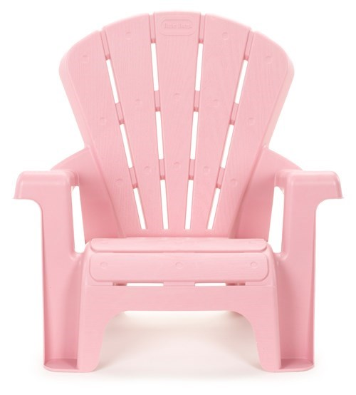 Little Tikes Chaise De Jardin Rose