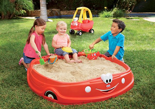 little tikes carr de sable cozy coupe club jouet achat de jeux et jouets prix club. Black Bedroom Furniture Sets. Home Design Ideas
