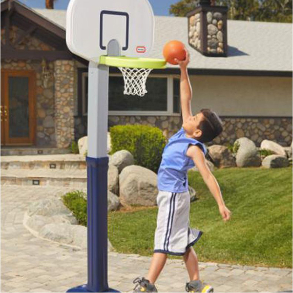 Little Tikes - Panier de basket Adjust 'n Jam Pro