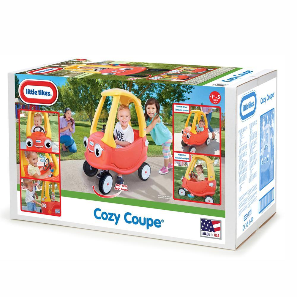 Little Tikes - Voiture Cozy Coupe