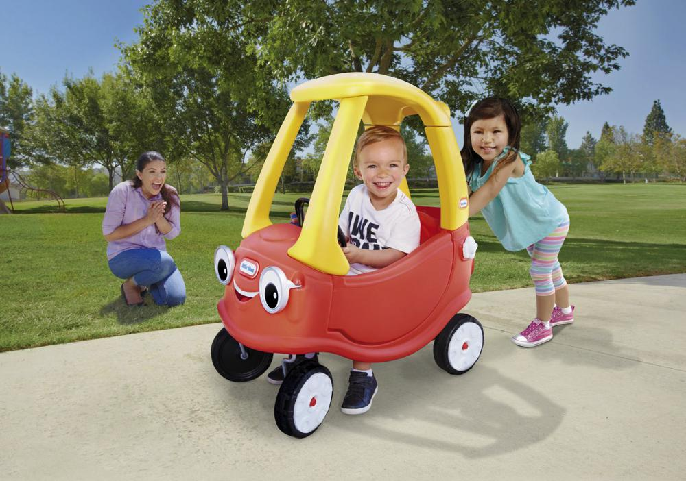 Voiture Cozy Coupe