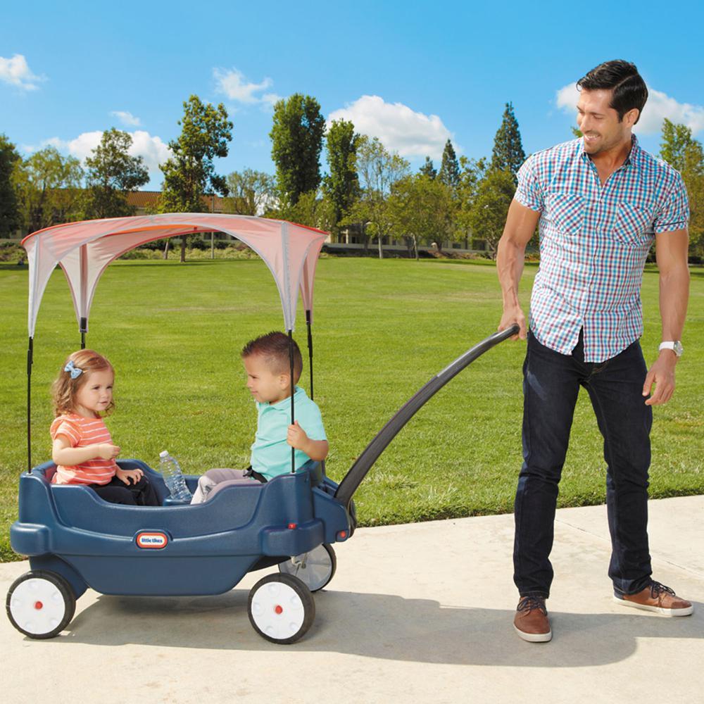 Little Tikes Wagon de luxe