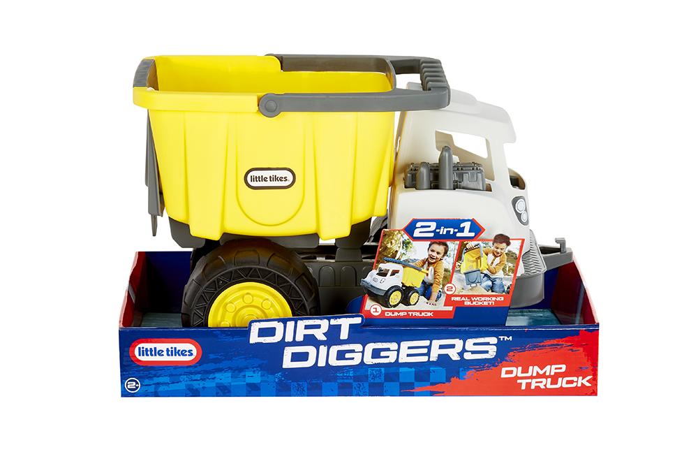 Little Tikes - Dirt Diggers Camion-benne