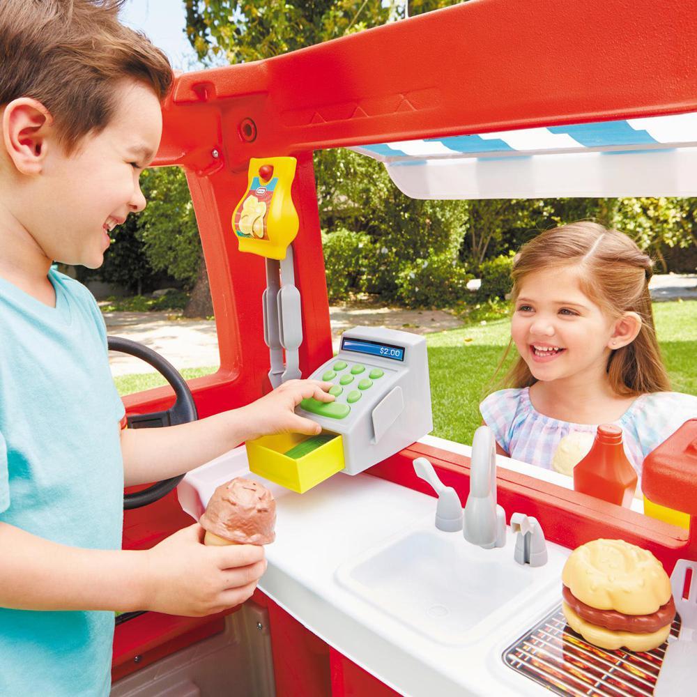 Little Tikes - Food truck 2-en-1