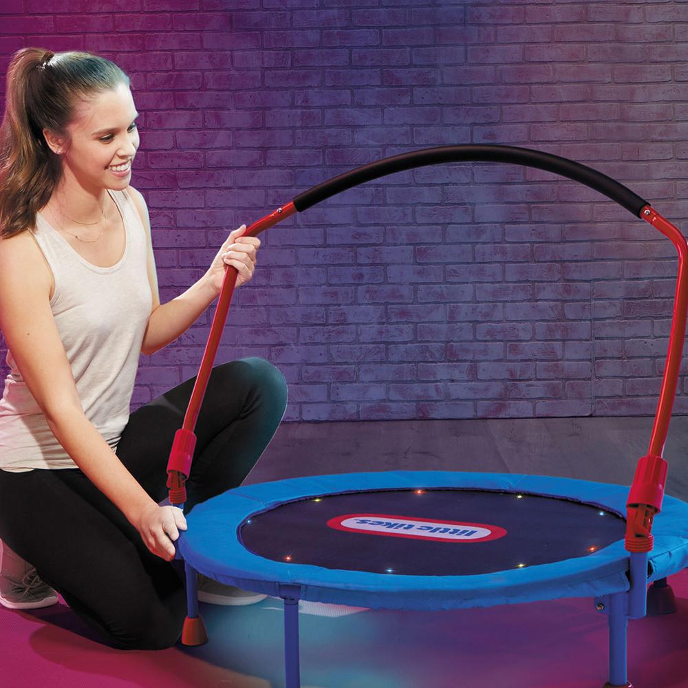 Little Tikes - Mini trampoline lumineux
