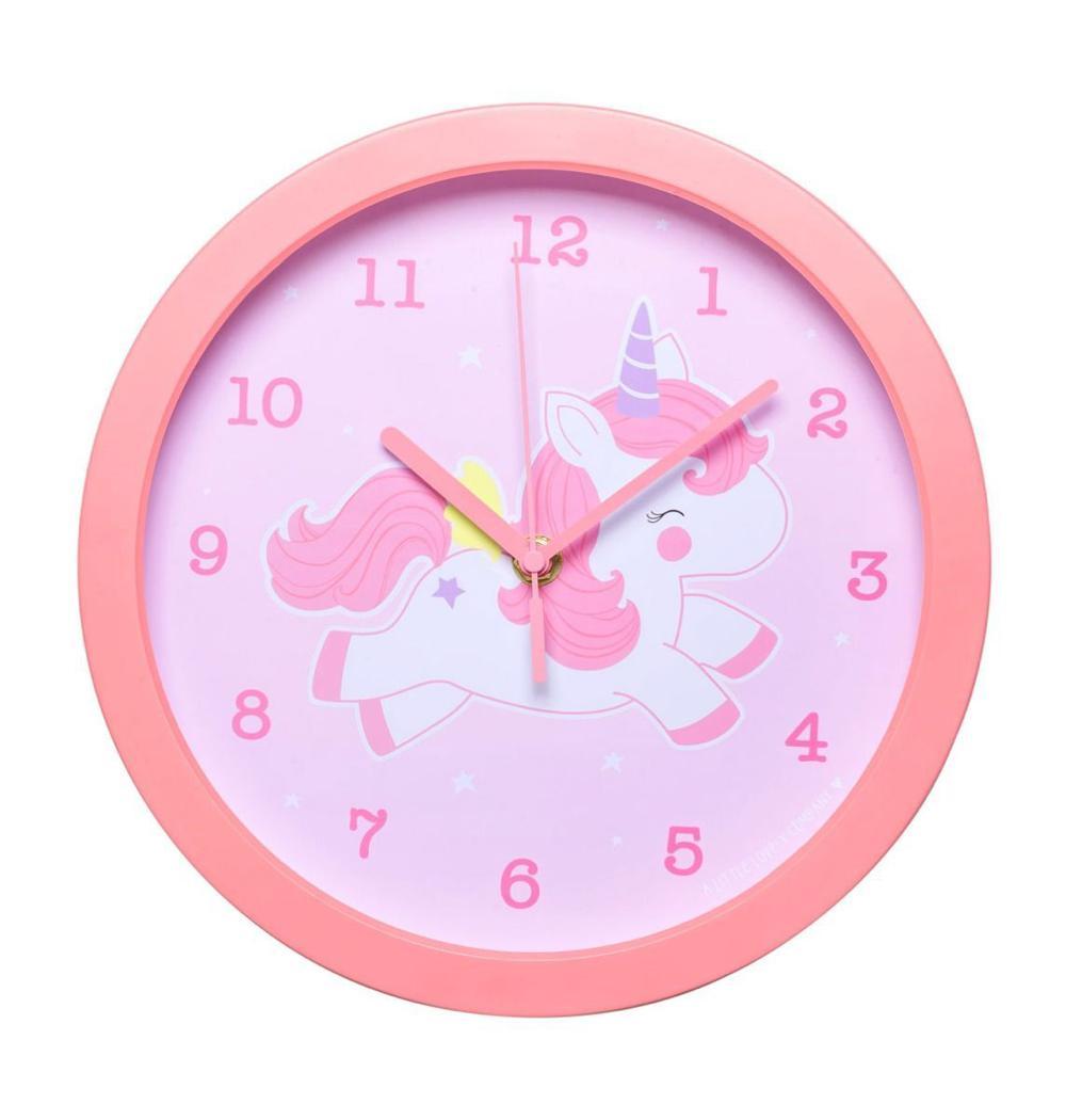 Horloge licorne