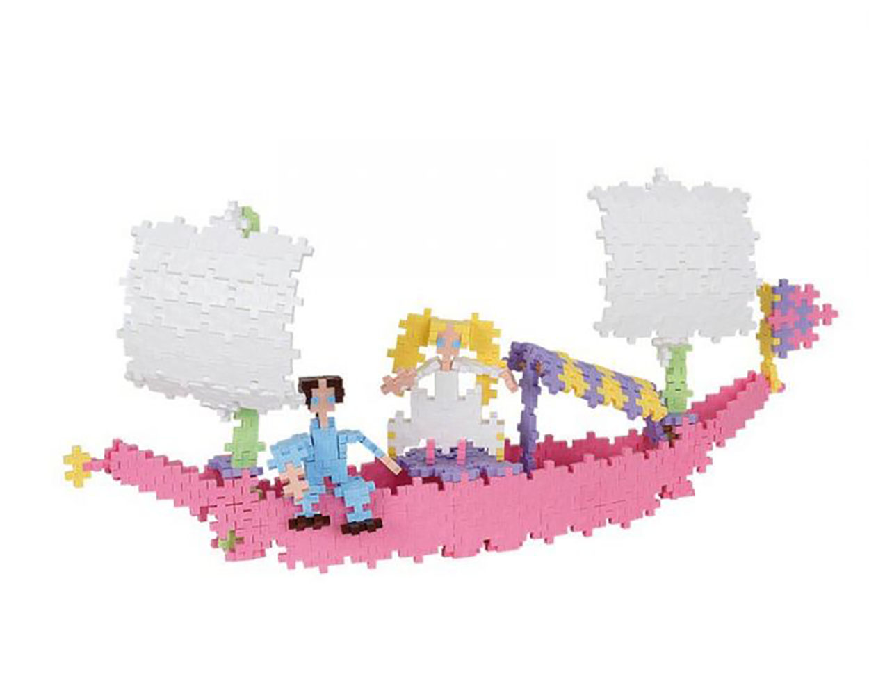 Plus Plus - Mini Basic 480 pièces - Princesse