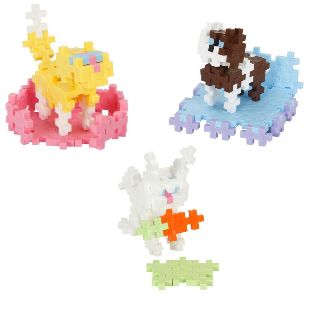 Plus Plus - Mini pastel 170 pièces - Animaux