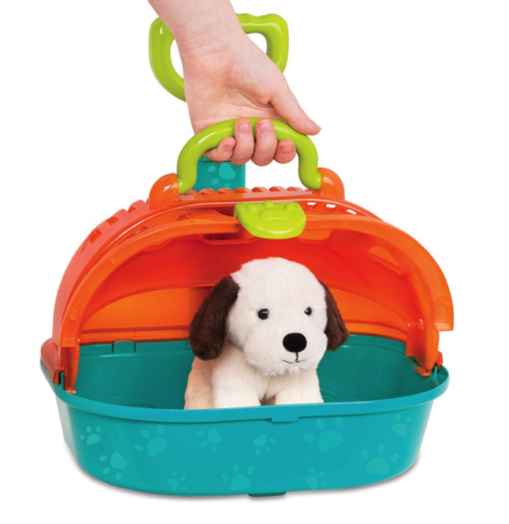 Battat - Valise à roulettes de transport pour vétérinaire