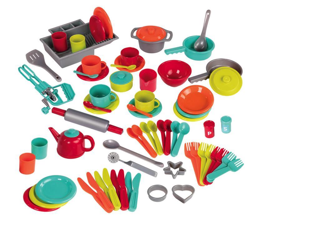 Ensemble de vaisselle de luxe 71 pièces
