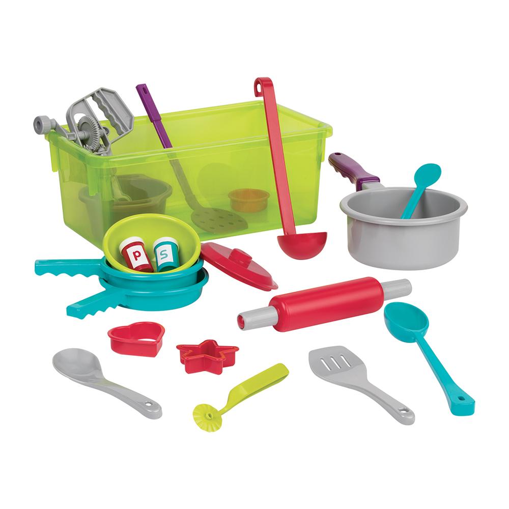 Ensemble d'accessoires et d'ustensiles de cuisine 21 pièces