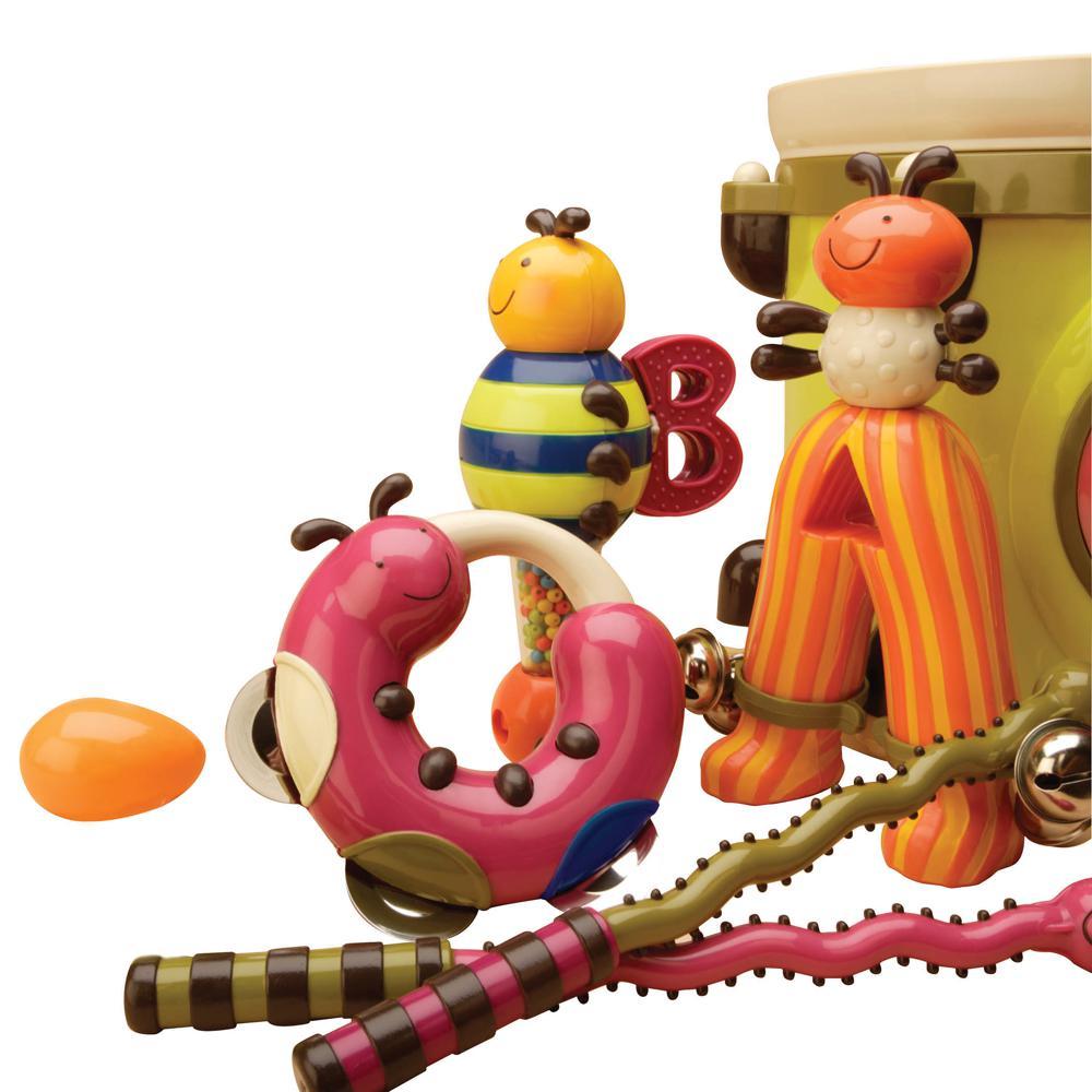 B. Musical - Tambour Parum Pum Pum