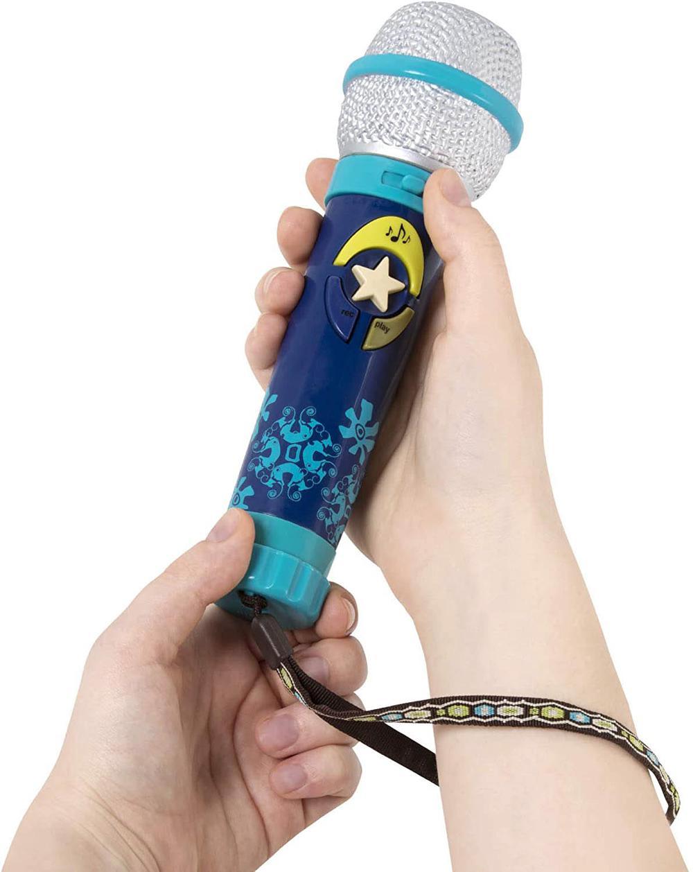 B.Musical - Microphone Okideoke