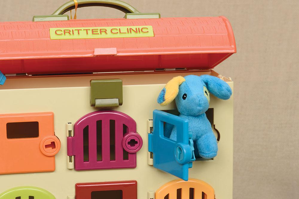 B.Lively - Clinique vétérinaire Critter Clinic