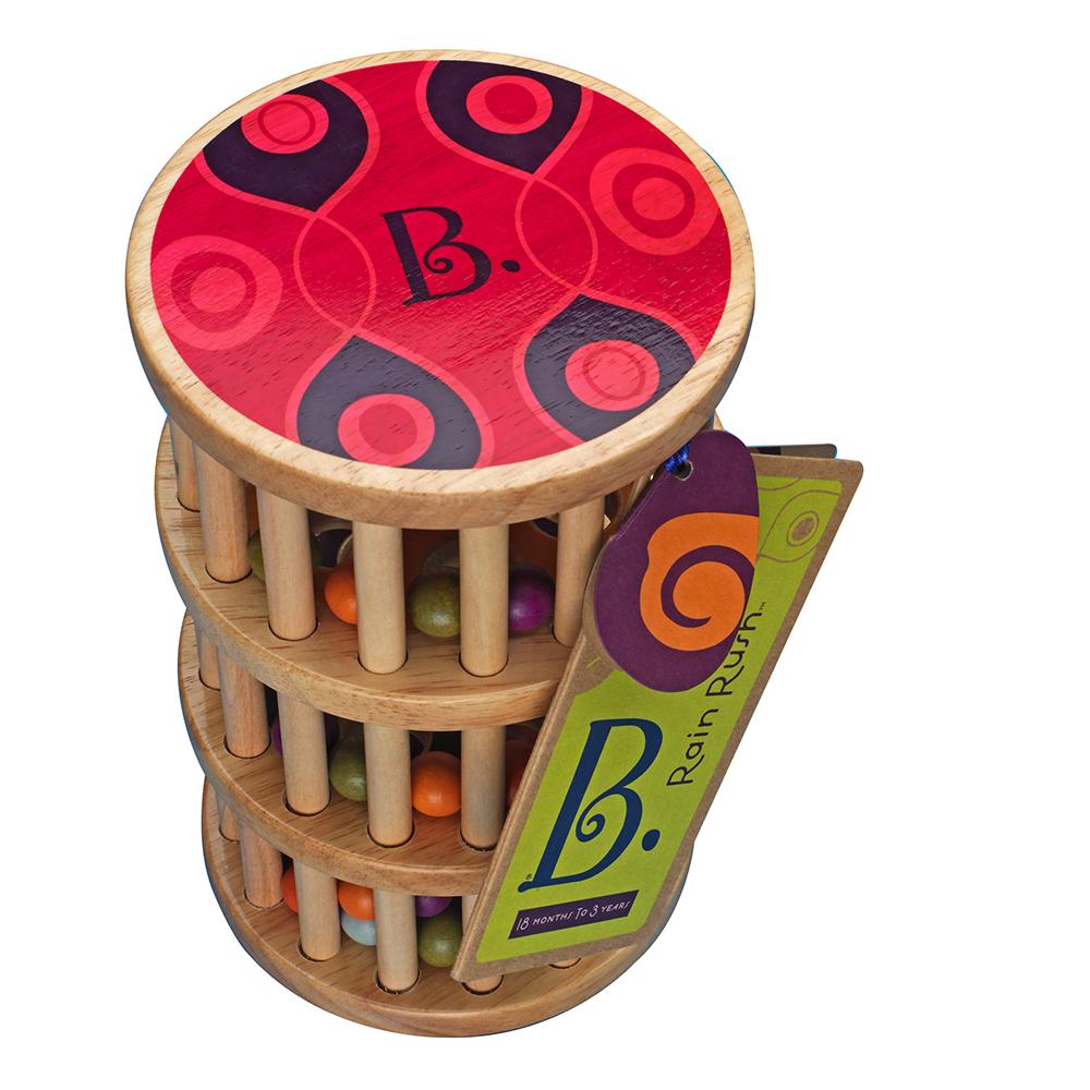 B.Woody - A-Maze Bruiteur de pluie