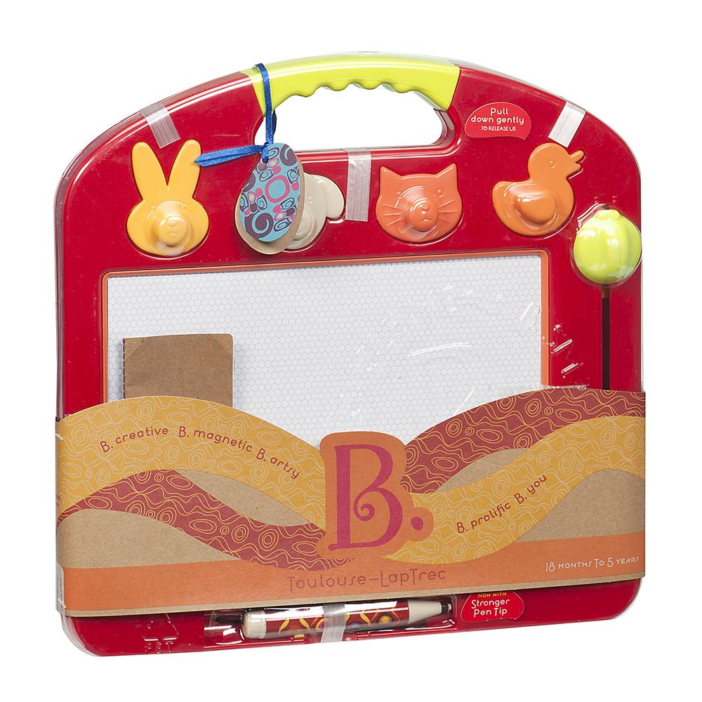 B.Creative - Tableau magnétique Toulouse Lap-Trec