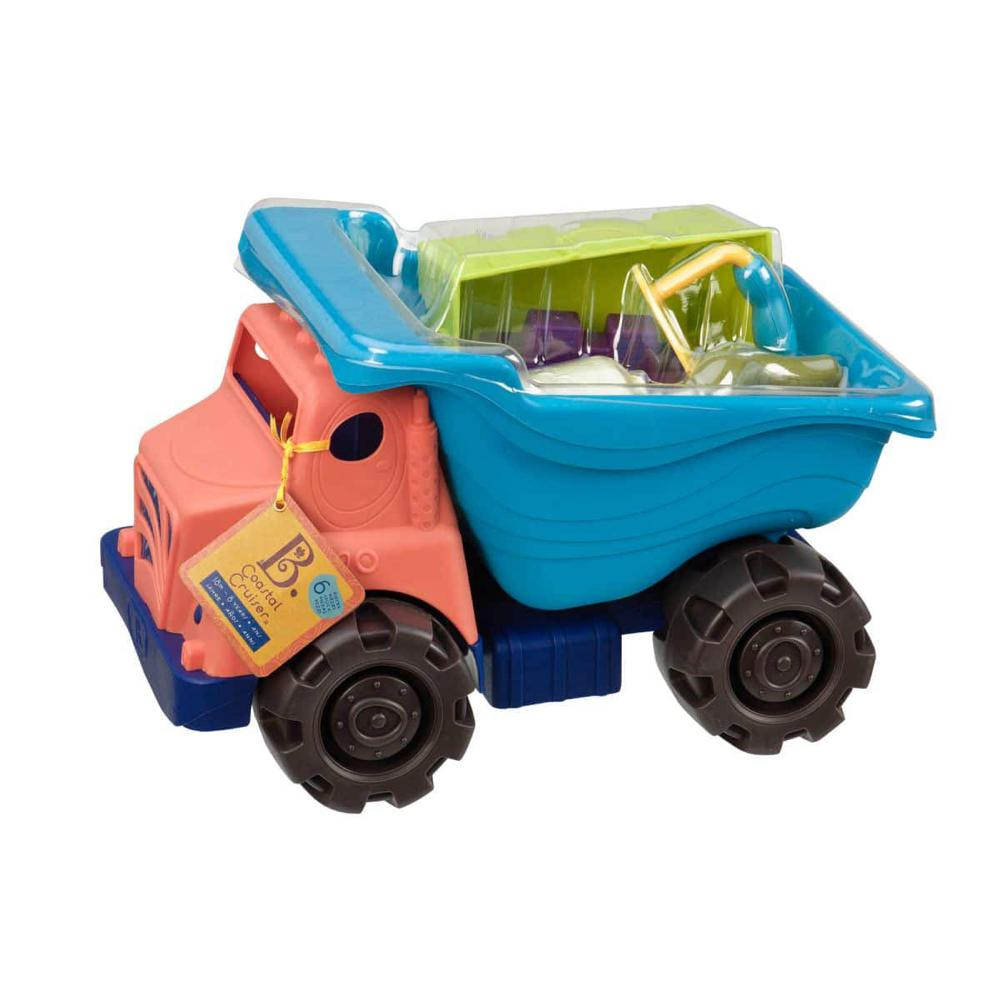 B. Active - Camion et accessoires de sable