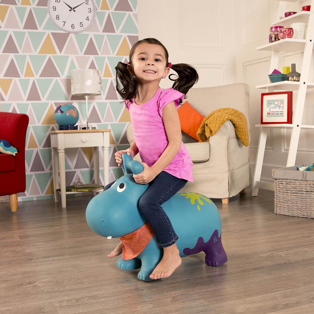 B.Active - Ballon hippo sautant  Hankypants™