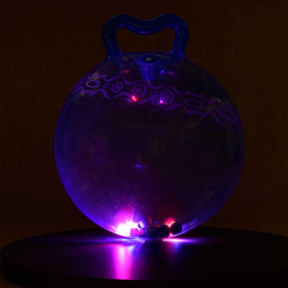 B. Active - Ballon sauteur Hop n'Glow rouge